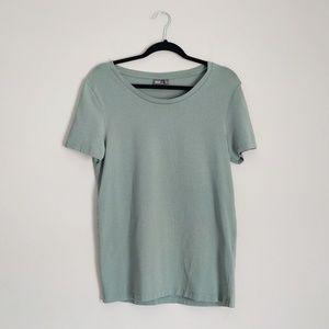 Asos Sea Green Shirt